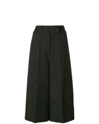 Holland & Holland Cropped Flared Trousers