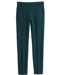 Dark Green Dress Pants