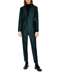 Topman Banbury Slim Fit Suit Trousers