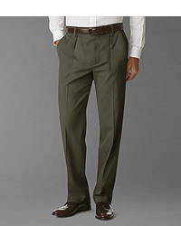 Dockers Prestige Khaki D3 Classic Fit Pleated Pants