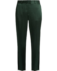 Straight leg satin trousers medium 3646017