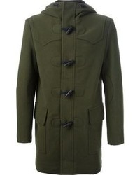 Dondup Toggle Fastening Coat