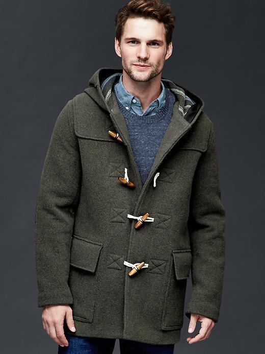 Gap Wool Duffle Coat | Where to buy &amp how to wear