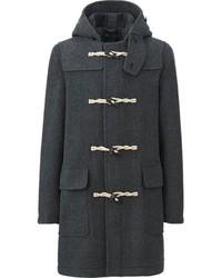 Wool Blended Duffle Coat