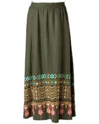 Evan maxi skirt medium 337211