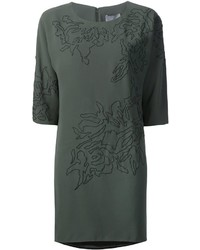Maiyet Embroidered T Shirt Dress