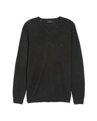 Rodd & Gunn Inchbonnie Wool Cashmere V Neck Sweater