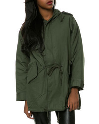 Rothco the m 51 fishtail parka in green medium 190676