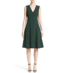Jason Wu Jacquard Cocktail Dress