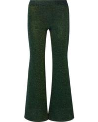 Missoni Lurex Flared Pants