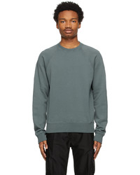 Tom Ford Green Fleece Sweatshirt