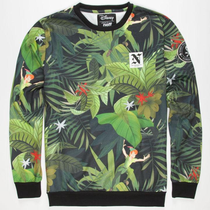 Neff Disney Villains Aarrggh Sweatshirt Where To Buy How To Wear