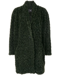 Faux fur coat medium 5276350
