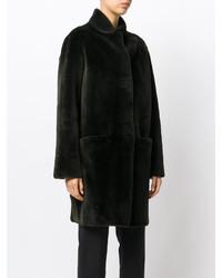 Ins marchal fur detail coat medium 4471261