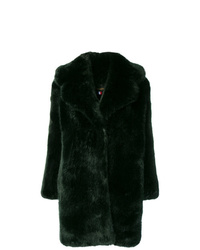 La Seine & Moi Louve Faux Fur Coat