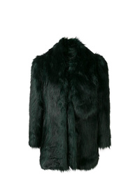 Misbhv Oversized Faux Fur Jacket