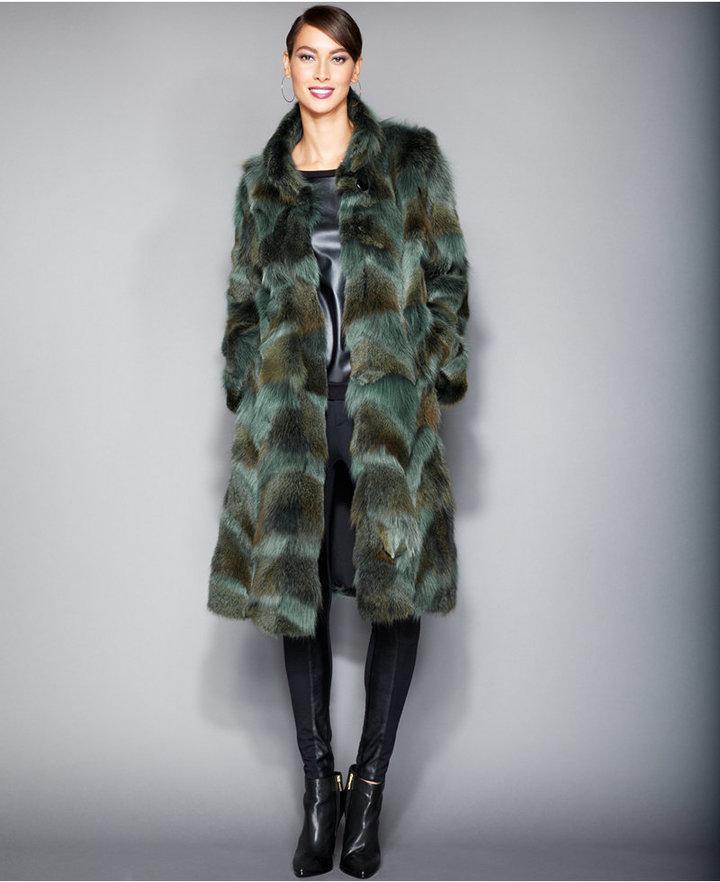 Coyote Fur Coat >> 1 198 The Fur Vault Plus Size Coyote Fur Coat