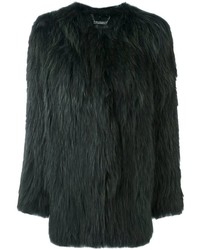 N.Peal Round Neck Short Coat