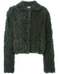 Yves Salomon Meteo By Fur Jacket