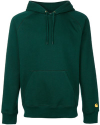 How to Wear a Dark Green Hoodie (6 looks) | Men's Fashion