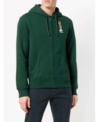 0d12bb9c1 ... Polo Ralph Lauren Bear Hooded Jacket ...