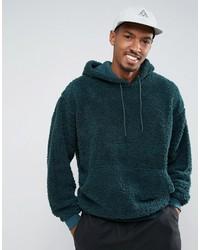 Oversized hoodie in borg medium 4419356