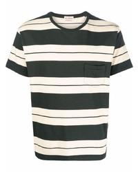 Levi's Stripe Print T Shirt