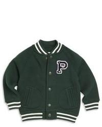 Ralph Lauren Babys Long Sleeve Fleece Jacket