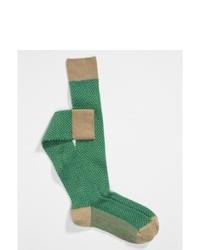 Levi s chevron socks green medium 141016