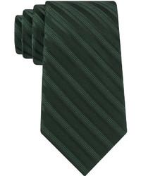 Stafford Claiborne Tonal Stripe Silk Tie