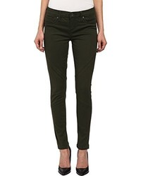 Seven7 Seamed Moto Skinny Denim Legging