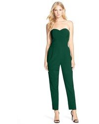 Adelyn r strapless jumpsuit medium 976547