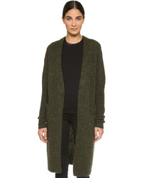 Acne Studios Raya Brushed Cardigan