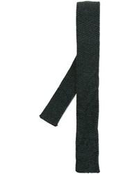Drumohr Chevron Knit Scarf