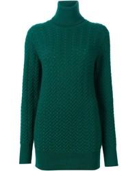 Dolce & Gabbana Roll Neck Sweater
