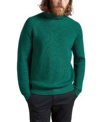 Ted Baker London Noodles Turtleneck Sweater