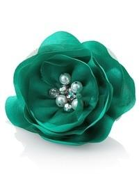 White House Black Market Julep Flower Pin
