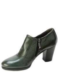Lady Doc Leather Ankle Shoe