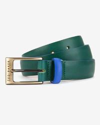 Ted Baker Britone Block Color Belt