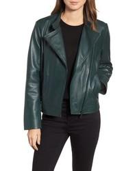 Clean leather jacket medium 8719891