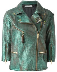 35cc72e22f62 Acne Studios Acne Studios Mock Leather Moto Jacket   Where to buy ...