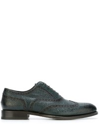 DSQUARED2 Brogue Detail Oxford Shoes