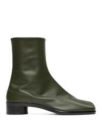 Maison Margiela Green I Boots