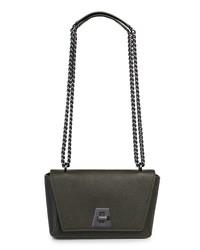 Akris Anouk Leather Shoulder Bag