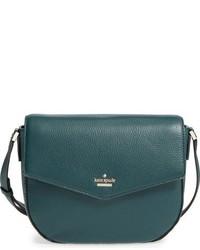 Kate Spade New York Spencer Court Lavina Crossbody Bag Green