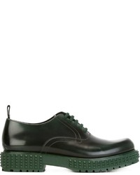 Valentino Punky Ch Derby Shoes