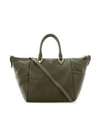 Diane von Furstenberg Sutra Large Leather Duffle