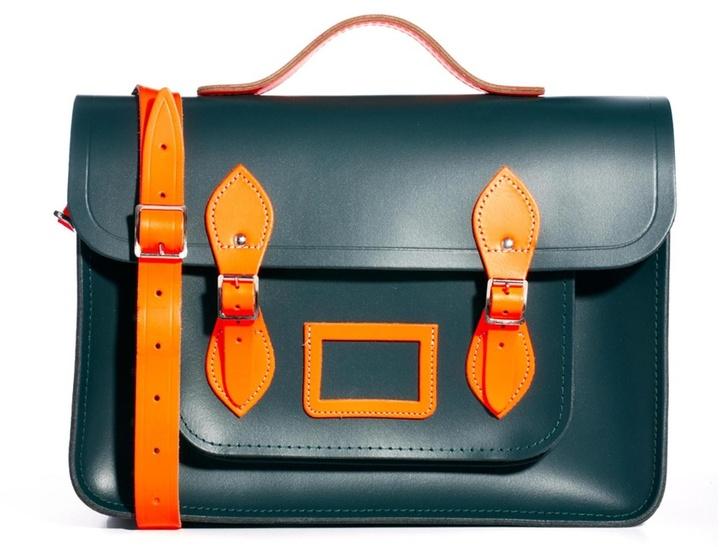 Bolsa Estilo Cambridge Satchel : The cambridge satchel company leather dark