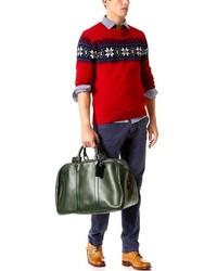 4654da8a5002 ... WGACA Vintage Vintage Louis Vuitton Taiga Keepall Bag ...