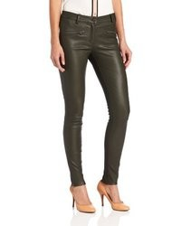 BCBGMAXAZRIA Gayl Zip Pocket Legging